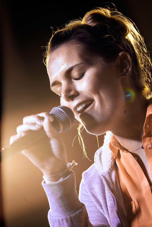 Julie Pieplu, une participante.