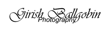 Logo Girish Photography