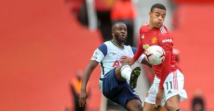 Tottenham doit gagner pour continuer à rêver d'Europe. Mais Manchester United reste sur 22 matchs  à l'extérieur sans défaite en Premier League . Le duel entre Ndombele et Greenwood sera palpitant.