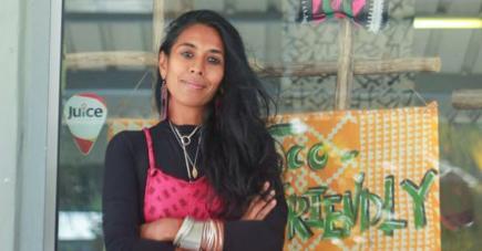 Priya Ramkissoon compte beaucoup sur l'expertise de Girard, le coordonier.