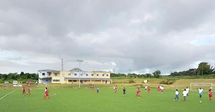 La construction du nouveau stade sera financée par la FIFA.
