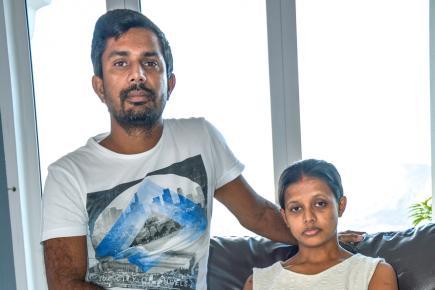 «Ena enn koler terib dan nu», confient Amit et Meera, depuis la mort de leur fille.