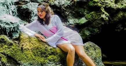 La vie de fashionista de Yashna