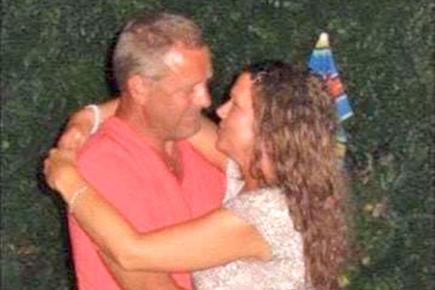 Hugh et Liz Vaughan étaient en vacances à Maurice.