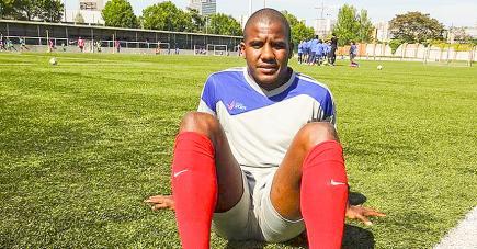 Le capitaine du Club M a fait des essais dans trois clubs français.