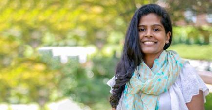 Megha Venkatasamy parle d'un phénomène lié à la nature et aux saisons.