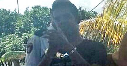 Preetam Bissessur a comparu devant le tribunal de Bambous sous une accusation provisoire d'assassinat.