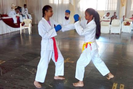 La prestation des jeunes combattants n'est pas passée inaperçue lors de cette compétition.