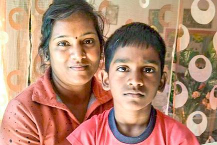 Roumila explique que le fidget-spinner a failli coûter la vie à son fils.