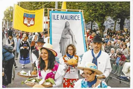 75 Mauriciens mettront le cap sur Lourdes le 1er octobre.