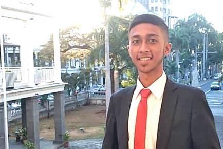 Yaadav Damree : «Les leçons particulières m'ont aidé à améliorer mes résultats»