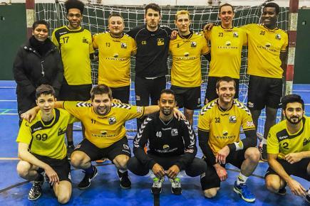 Le handballeur peut maintenant se mesurer aux meilleures équipes anglaises.