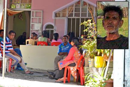 De nombreuses marques  de sympathie ont été présentées aux proches de Harilall Dookhee.