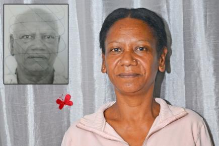 Françoise Mootooveeren affirme que son père n'avait pas d'ennemis.