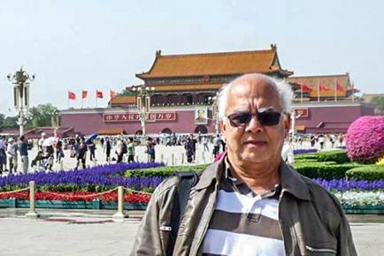 Le passionné défend les couleurs de Maurice en Chine.