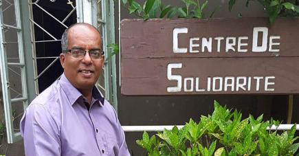 Edley Jaymangal fait appel à la générosité des Mauriciens.