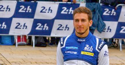 Le pilote français sera engagé dans les futurs projets de la Motors Formula Team (MFT).