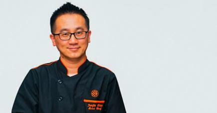 Le chef Junjie Piao, originaire de la Chine, est arrivé à Maurice en juillet dernier.