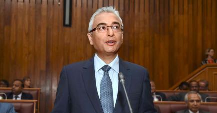 Le Premier ministre et ministre des Finances a réalisé son exercice financier pour 2018-2019.