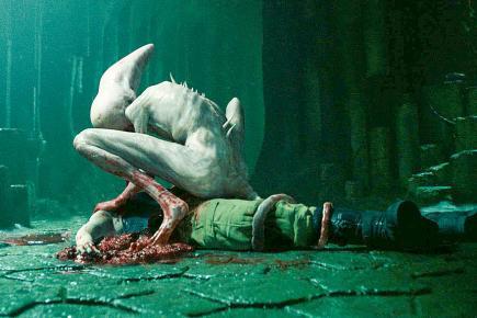 Il y a aura du sang, des cris, des monstres, bref, c'est le nouveau film Alien.