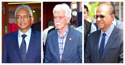 Trois leaders et des tractations: chacun essaie de trouver la bonne formule.