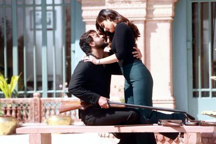 Ajay Devgan et Ileana D'Cruz collaborent pour la première fois ensemble.
