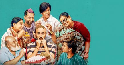 Ayushmann Khurrana est entouré de Bhumi Pednekar et de Yami Gautam dans ce film.