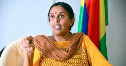 Rita Venkatasawmy, l'Ombudsperson for Children