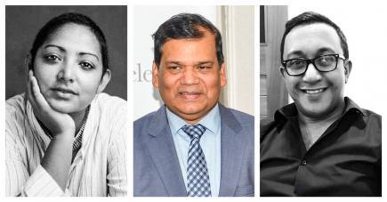 Daniella Bastien, Sarat Lallah et Julien Tuyau redoublent d'efforts.
