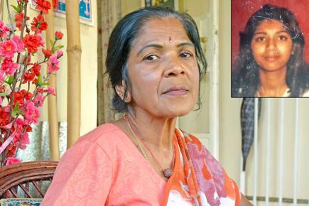 Sila Ramlochurn ne digère toujours pas la fin atroce de sa fille Deepa (ci-dessus) aux mains de son époux Ashish.