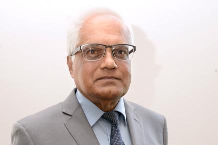 Chayman Surajbali (Président du Media Trust)