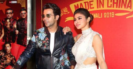 Rajkumar Rao et Mouni Roy forment le duo de ce film.