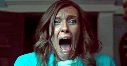 Comme Toni Collette dans Hérédité, vous allez ouvrir la bouche !