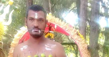 Darmanand Halkharee a été retrouvé gisant inerte, dans une mare de sang, sur la véranda de la maison de ses beaux-parents.