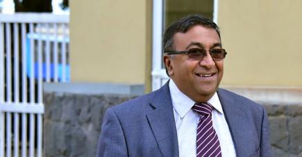 Selon l'ancien CPMO, Soopramanien Kistnen a été étranglé.