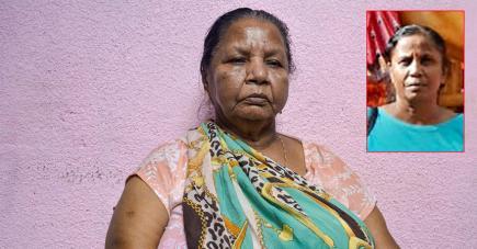 Cette dame de 77 ans ne pensait pas perdre sa fille dans de telles circonstances.