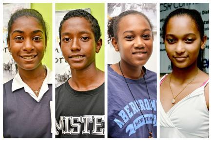 Océane, Yoan, Léa et Anaïca ont tous eu la chance de réaliser leur rêve grâce au soutien de la Foundation ENL.