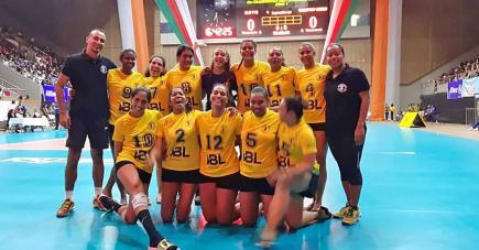 Les Mauriciennes remportent pour la troisième année de suite ce titre.
