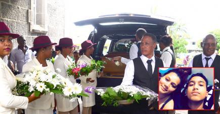 Les funérailles de la jeune femme et de son fils ont eu lieu à la paroisse de Mont Carmel, à Chemin-Grenier, le jeudi 21 février.