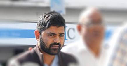 La charge de Ravish Rao Fakhoo avait été réduite à celle de coups et blessures sans intention de tuer.