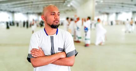Ismaël Sallahuddin devait bientôt entamer sa troisième année d'études.