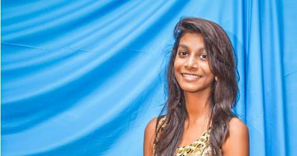 La jeune fille ambitionnait de faire des études en sociologie en Angleterre.