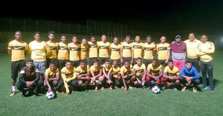 Le GRSE Wanderers s'est qualifié pour la Coupe de la CAF.