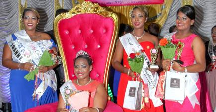 La Miss compte participer à d'autres concours pour l'aider à avoir plus confiance en elle.