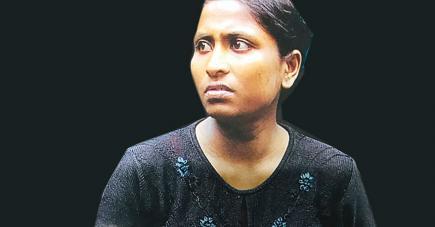 Cette jeune femme est accusée d'avoir tué ses deux bébés.