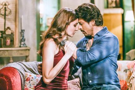 L'amour est servi par le duo King Khan-Anushka Sharma.