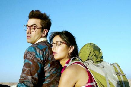 Le duo Ranbir et Katrina jouent les detectives novices dans ce film d'aventure.