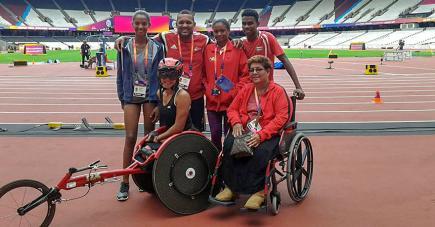 Les handisportifs sont soulagés, ils vont maintenant pouvoir aller chercher leur qualification pour les Jeux Paralympiques de Tokyo.