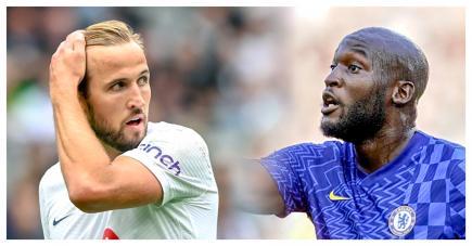 Ce sera un beau duel entre buteurs confirmés : Kane et Lukaku.