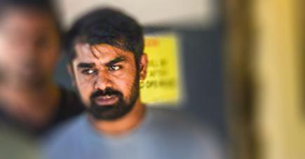 Kusraj Lutchigadoo est désormais détenu à Alcatraz.